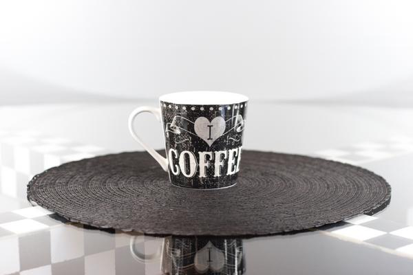 Kubek CREATIVE TOPS I love coffee -